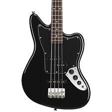 Fender Squier Vintage Modified Jaguar Bass Special SS, Black