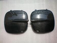 Carbon Fiber Driving Fog Light Covers for 1997-2001 Subaru Impreza WRX STi