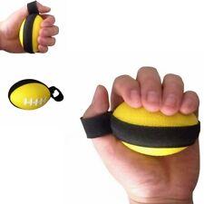 Hot Hand Squeeze Balls Finger Strengthener Exerciser For Arthritis Carpal Tunnel