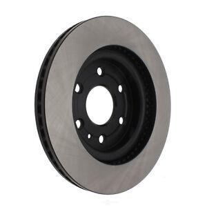 Disc Brake Rotor-Premium Disc - Preferred Front Centric 120.66069
