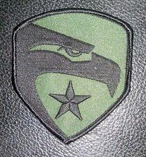 COBRA GI JOE EAGLE USA ARMY HALLOWEEN  MILITARY MORALE BADGE SWAT IRON ON PATCH