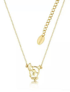 Officially Licenced Kids Disney Couture Bambi Necklace