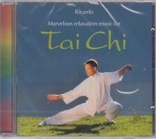 Ricardo / Tai Chi (Traumhafte Entspannungsmusik für Tai Chi Übungen) (NEU! OVP)