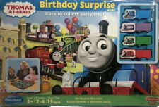 THOMAS & FRIENDS BIRTHDAY SURPRISE GAME RACE TO COLLECT PARTY TREATS AGES 3+