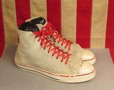 Vintage 1960s pro Basketball Altas Zapatillas Chucks Sz.13 Hombre Keds