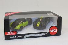 SIKU 6309 Special Edition Noir & vert Édition Limitée Neuf Emballage d'origine