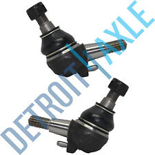 Pair of 2 NEW Front Lower Driver/Passenger Side Ball Joint Suspension Set