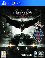 Batman: Arkham Knight (PS4) Used In a Good Condition CD Only