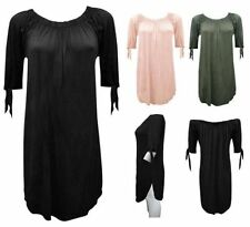 Unbranded Short Sleeve Regular Dresses Midi