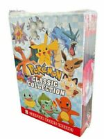 Pokemon: Classic 8 Chapter Book Collection FAST FREE SHIPPING