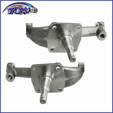 Brand New Pair Of Drum Brake Spindles For 1960 61 62 63 64 Chevy Impala