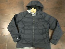 NEW Simms Women's DOWNstream Jacket Black fishing Primaloft L Large