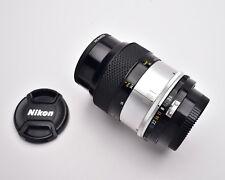 Nikon Micro-NIKKOR-P 55mm f/3.5 Macro Lens Non Ai NEX M4/3 Mirrorless (#3812)