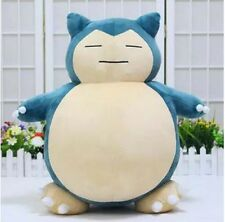 "Pokemon GO 22"" Giant Snorlax Stuffed Plush Kabigon OA doll  Handmade halloween"