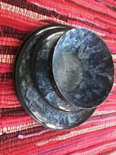 Blue Melamine Bowls And Plates