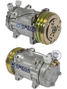 New A/C AC Compressor Fits: Volvo 244 245 740 745 760 Models 9001-9250 Ref 9120