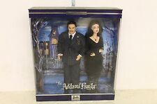 Addams Family Barbie and Ken