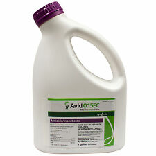 Avid 0.15 EC Miticide Insecticide 1 Gallon Abamectin 2% Syngenta Avid 0.15EC