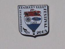 2003 Kentuckt Derby Festival  (Ford-UAW) Pin