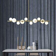 Large Chandelier Lighting Bar Gold Lamp Kitchen Pendant Light Room Ceiling Light