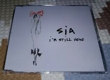 CD Single SIA - I'm Still Here - Brazil 2018
