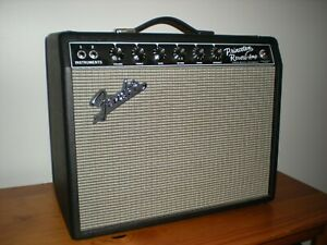 Fender 65 Princeton Reverb Reissue (12'' Jensen) Blackface (Fender Special Run)