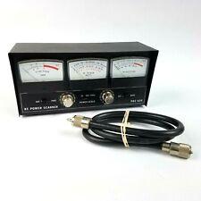 Para Dynamics R F Power Scanner PDC 600 Corporation 1000 Watt Meter PDC600