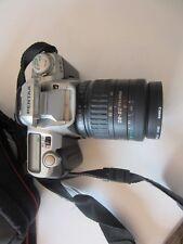 Vintage PENTEX MZ 50 28-80 Lens SLR Camera tested