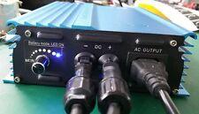 MPPT 45V-65VDC solar panel inverter 48V battery 230Vac 50hz on-grid solar contro