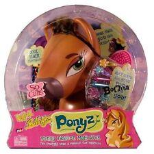 BRATZ ponyz Bonita Funky Fashion Relooking stylin tête environ 12 pouces de haut