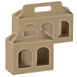 Boxes Basket Packages Carries Pots Grosgrain Window 3 25 x 8 For 9 CM
