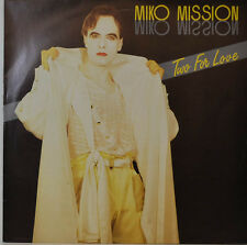 "MIKO MISSION - DOS FOR LOVE - LP 12"" MAXI SINGLE (x717)"