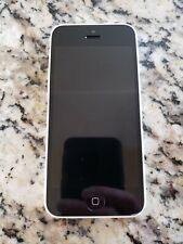 Apple iPhone 5c - 5.14GB - White A1507 no SIM card