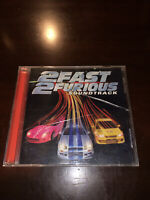 2 Fast 2 Furious by Original Soundtrack (CD, May-2003, Def Jam