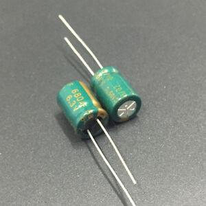 680uF 6.3V 8x11.5mm TEAPO SC 6.3V680uF Standard Electrolytic capacitor