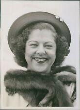 Libby Holman Broadway Torch Singer Washington Dc Beautiful Lady Photo 5X7
