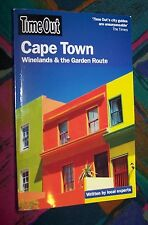 CAPE  TOWN (Kapstadt) - Winelands & the Garden Route # Time Out Guides