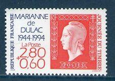 TIMBRE 2863 NEUF XX - LA MARIANNE DE DULAC A 50 ANS