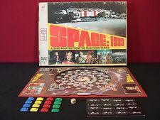 Space 1999 Vintage 1976 Milton Bradley Complete Board Game Excel Condition