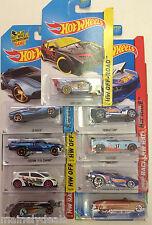 Mattel Hot Wheels Treasure Hunt Assorted Lot Of 11! See Pics!