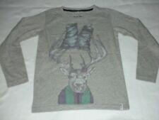 Maglia T - Shirt Bimbo Ragazzo koin jeans 5/6 ANNI/YEARS NUOVA/NWT cervo