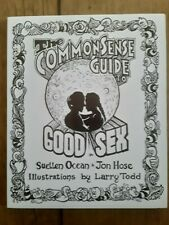 The Common Sense Guide to Good Sex Larry Todd Comics 1st Print NM+ Vintage Funny