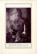 Claude Debussy Pelleas und Melisande R. Hofbauer J. Nadolowitsch B. Deetjen1909