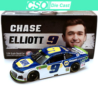 Chase Elliott 2019 NAPA Nightvision LED Lamps 1/24 Die Cast IN STOCK
