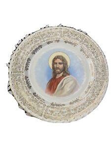 Crooksville China.CO Jesus Plate