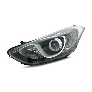 Headlight LIGHT fits Hyundai i30 GD 5 Door Hatch 2012 - 2017