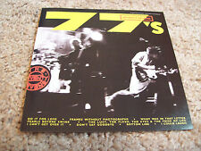 77's 77s Seventy Sevens - S/T CD *RARE* 1987 123 Michael Roe