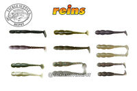 Reins Fat Rockvibe Shad Swimbait Paddle Tail JDM 3.25in 6pk - Pick