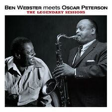 Ben Webster Meets Oscar Peterson-Legendary Session - Be (2010, CD NEU)2 DISC SET
