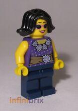 Lego Juno from Set 70620 Ninjago City Ninjago Movie Minifigure NEW njo337
